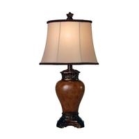 StyleCraft Home Collection L21077DS Maximus 24 inch 40 watt Bronze Table Lamp Portable Light