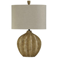 StyleCraft Home Collection L310192DS Signature 32 inch 100 watt Georgian Silver Table Lamp Portable Light