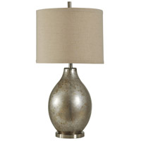 Mercury Steel Signature Table Lamps