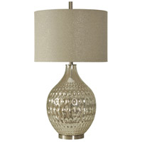 StyleCraft Home Collection L310475DS Signature 35 inch 150 watt Mercury Table Lamp Portable Light