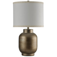 StyleCraft Home Collection L310609DS Signature 34 inch 150 watt Hema Gold Table Lamp Portable Light