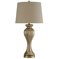 StyleCraft Home Collection L312249DS Signature 32 inch 150 watt Glimmer Bronze Table Lamp Portable Light
