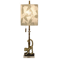 StyleCraft Home Collection L312354DS Signature 34 inch 60 watt Gold Table Lamp Portable Light