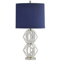 StyleCraft Home Collection L312859DS Signature 33 inch 150 watt Blaine Table Lamp Portable Light