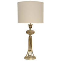StyleCraft Home Collection L313367DS Signature 39 inch 150 watt Gold Table Lamp Portable Light