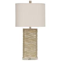 StyleCraft Home Collection L313930DS Signature 32 inch 100 watt Gabrielle Cream Table Lamp Portable Light