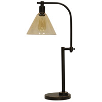 StyleCraft Home Collection L314120DS Signature 29 inch 40 watt Madison Bronze Table Lamp Portable Light