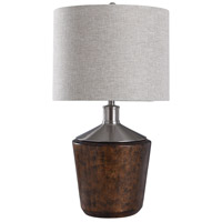 StyleCraft Home Collection Copper Table Lamps
