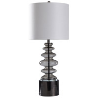 StyleCraft Home Collection L316620DS Carlsberg 35 inch 150 watt Smoke and Clear Table Lamp Portable Light