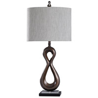 StyleCraft Home Collection Resin Table Lamps