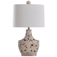 StyleCraft Home Collection L317865DS Porthaven 32 inch 100 watt Beige Table Lamp Portable Light