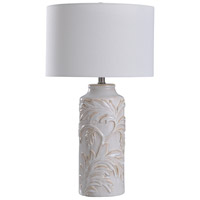 Beige Fabric Table Lamps