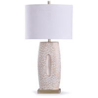 StyleCraft Home Collection L319142DS Sandoy 12 inch 100 watt Polished Brass and Textured Gold Table Lamp Portable Light