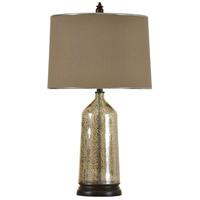 StyleCraft Home Collection L34754DS Signature 31 inch 150 watt Mercury Table Lamp Portable Light