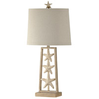 StyleCraft Home Collection L37900DS Signature 33 inch 60 watt Sandstone Table Lamp Portable Light