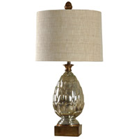 StyleCraft Home Collection L38478DS Signature 37 inch 150 watt Mercury Table Lamp Portable Light