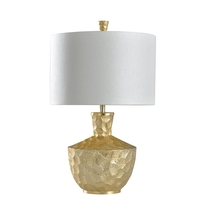 Gold Leaf Signature Table Lamps
