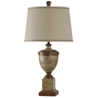 StyleCraft Home Collection L39936DS Signature 35 inch 150 watt Brown Table Lamp Portable Light