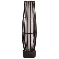 StyleCraft Home Collection L54885DS Eastwood 36 inch 25 watt Dark Brown Floor Lamp Portable Light
