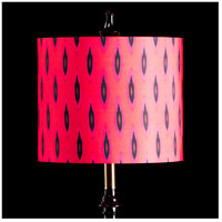 StyleCraft Home Collection MMSHR12SP503DS Mixology Bright Multi-Colored Patterned Lamp Shade