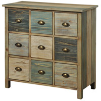 Signature Multiclolored Pastel Chest