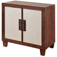 Signature Natural and Beige Cabinet