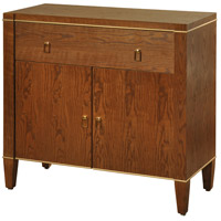 StyleCraft Home Collection SF24968DS Signature Chestnut Brown Chest