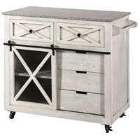 Signature White Wash Cabinet