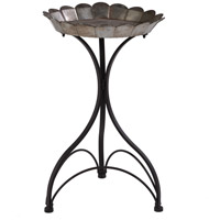 Cole 15 inch Black Side Table