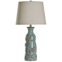 StyleCraft Home Collection L39129ADS Signature 29 inch 100 watt Cream Table Lamp Portable Light