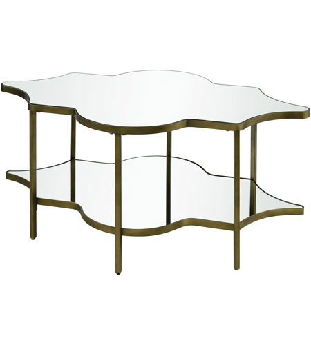 Stein World 16877 Zaragoza 42 X 24 Inch Brown Coffee Table