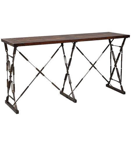 Stein World 466 031 Surabaya 68 X 20 Inch Brown Console Table
