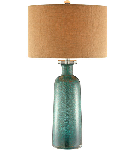 Brown Glass Table Lamps