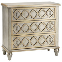 Naomi Champagne and Silver Accent Chest