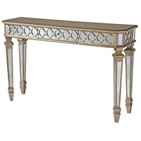 Mikala 54 X 15 inch Gold and Silver Table Home Decor