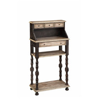 Stein World 13176 Barbados 26 X 14 inch Espresso and Almond Writing Desk