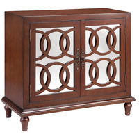 Webber Wood-Tone Accent Cabinet