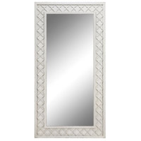 Stein World 13269 Edwina 72 X 36 inch Chalk White Mirror Home Decor