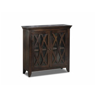 Stein World 13286 Maho Burnished Brown and Wood-Tone Accent Cabinet