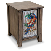 Stein World 13305 High Tide Hand-Painted Accent Cabinet