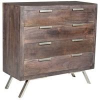 Hector Ebony Accent Chest