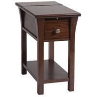 Stein World 13467 Walton 22 X 13 inch Cherry Chairsider Home Decor