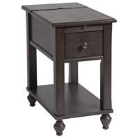 Stein World 13469 Peterson 22 X 13 inch Brown Gray Chairsider Home Decor