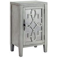 Stein World 13513 Leighton Gray Cabinet
