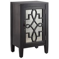 Stein World 13516 Leighton Black Cabinet