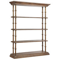 Whistler 79 X 61 X 17 inch Brown Etagere