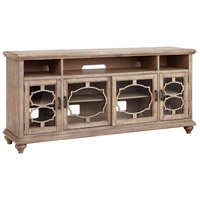 Bohema 72 X 18 inch Soft Brown Entertainment Console