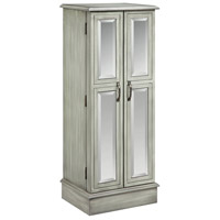 Ellis 46 inch Slate Gray Jewelry Armoire