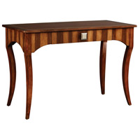 Stein World 16648 Norman 44 X 22 inch Mahogany and Walnut Desk