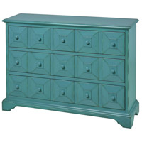 Stein World 16868 Peggy's Cove Blue Chest